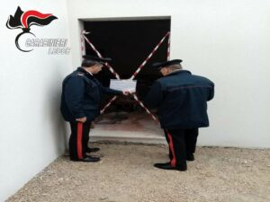 Lavoro nero, scattano i controlli dei carabinieri nel basso salento: 3 aziende sanzionate